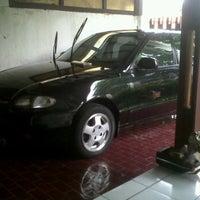 Photo taken at Jl. Garuda Raya No.11B Inkoppol by Tyas K. on 3/11/2012