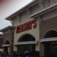 Photo taken at Reasor's by Preston G. on 5/6/2012