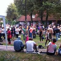 Photo taken at Grüner Jäger by Thomas B. on 8/25/2012