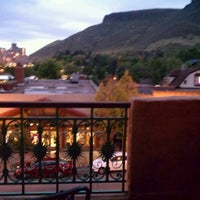 Photo taken at Table Mountain Inn by Alison H. on 9/13/2012