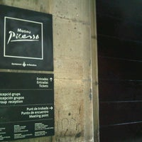 Photo taken at Picasso Museum by Daniel M. on 9/2/2012