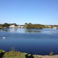 Photo taken at El Estero Park by Haowei C. on 5/11/2012