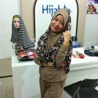Photo taken at Moshaict Hijab Store by Azeria A. on 8/26/2012