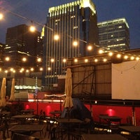 Photo taken at Solera - Rooftop by Katie L. on 8/13/2012