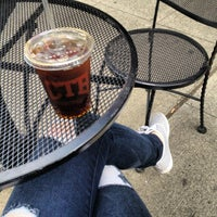 Photo taken at Collegetown Bagels by Amanda B. on 3/18/2012