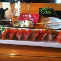 Photo taken at Okoze Sushi by Erin S. on 6/6/2012