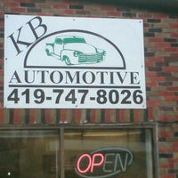 Photo taken at KB Automotive by Sean F. on 3/1/2012