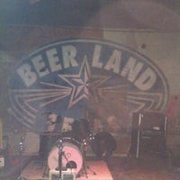 Photo taken at Beerland by Jeff M. on 2/19/2012