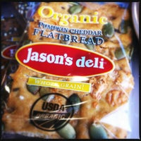 Photo taken at Jason's Deli by Nathan M. on 3/13/2012