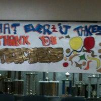 Photo taken at Wiggs Middle School by Bill K. on 5/31/2012
