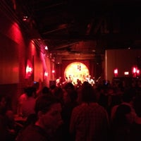 Photo taken at Lucky Lounge by Bruce C. on 3/13/2012