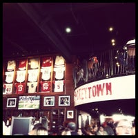 Photo taken at Hockeytown Cafe by Jameson D. on 5/18/2012