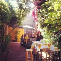 Photo taken at Linnaea's Cafe by Austin H. on 9/1/2012