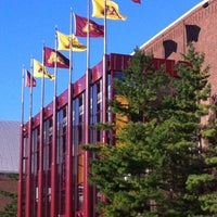 Photo taken at Mariucci Arena by Jim B. on 9/6/2012