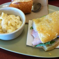 Photo taken at Panera Bread by ashley j. on 3/22/2012