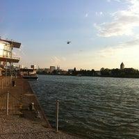 Photo taken at Dreiländereck by Sevgi K. on 6/16/2012