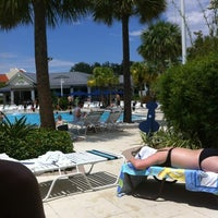 Photo taken at Holiday Inn Club Vacations Orlando - Orange Lake Resort by Glad D. on 6/15/2012