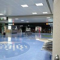 Photo taken at Terminal 3 by Jordan G. on 9/4/2012