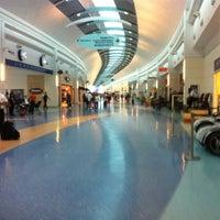 Photo taken at Jacksonville International Airport (JAX) by Michael M. on 7/3/2012