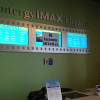 Photo taken at Entergy IMAX Theater by Becky on 8/1/2012