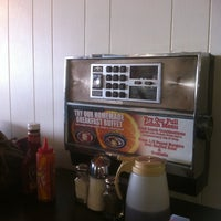 Photo taken at Log Cabin Pancake House by Frank A. on 3/18/2012