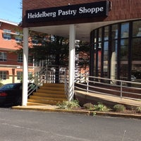 "Photo taken at Heidelberg Pastry Shoppe by ""  Thomas D. on 3/29/2012"
