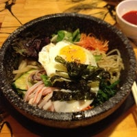 Photo taken at Korea Na by Melissa S. on 3/15/2012