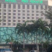Photo taken at Promenade Hotel by firdaus p. on 3/27/2012