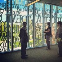 Photo taken at Valparaiso University by Cameron B. on 4/28/2012