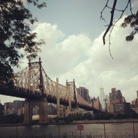 Photo taken at Queensbridge Park by Jay R. on 8/11/2012