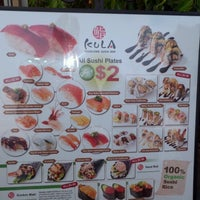 Photo taken at Kula Sushi & Noodle by Christian B. on 7/25/2012