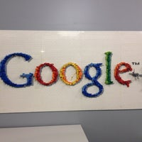 Photo taken at Google New York by Michael D. on 4/12/2012