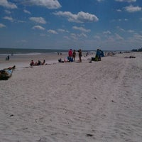 Photo taken at Atlantic Beach 15th St by Lucy T. on 3/25/2012