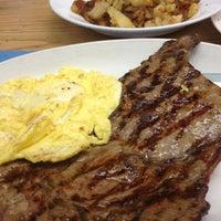 Photo taken at Franks Deli & Restaurant by Michael H. on 7/21/2012