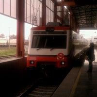 Photo taken at Tren Suburbano Tlalnepantla by Alberto U. on 7/10/2012