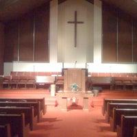 Photo taken at Second Baptist Church Ann Arbor by Brandon G. on 2/12/2012