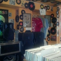 Photo taken at Som Records by Virginias D. on 8/18/2012