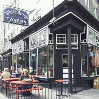 Photo taken at White Horse Tavern by Chris Y. on 4/1/2012