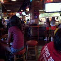Photo taken at Hooters by Devra F. on 9/9/2012