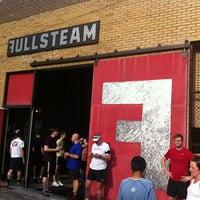 Photo taken at Fullsteam Brewery by Adrien C. on 5/23/2012