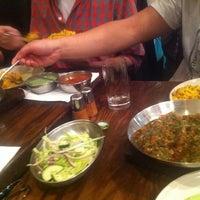 Photo taken at Lahore Restaurant by Nikhil S. on 7/22/2012