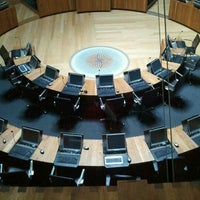 Photo taken at The National Assembly for Wales by Sharif O. on 6/4/2012