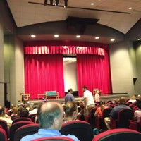 Photo taken at Grafton Stoval Theater by Tom S. on 7/2/2012
