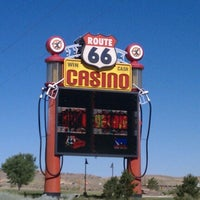 Photo taken at Route 66 Casino Hotel by Rick R. on 6/9/2012