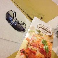 Photo taken at Ristorante Pizzeria Marechiaro by didi s. on 6/28/2012