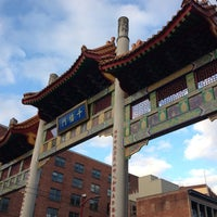 Photo taken at Chinatown by Alma S. on 4/19/2012