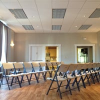 Photo taken at Kirkland Masonic Center by Tina W. on 5/16/2012