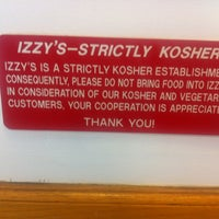Photo taken at Izzy's Brooklyn Bagels by Mark T. on 8/2/2012