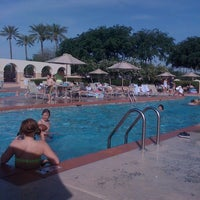 Photo taken at Legacy Golf Resort Poolside by Stephen K. on 3/29/2012