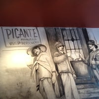 Photo taken at Picante by Saniyyah G. on 8/12/2012